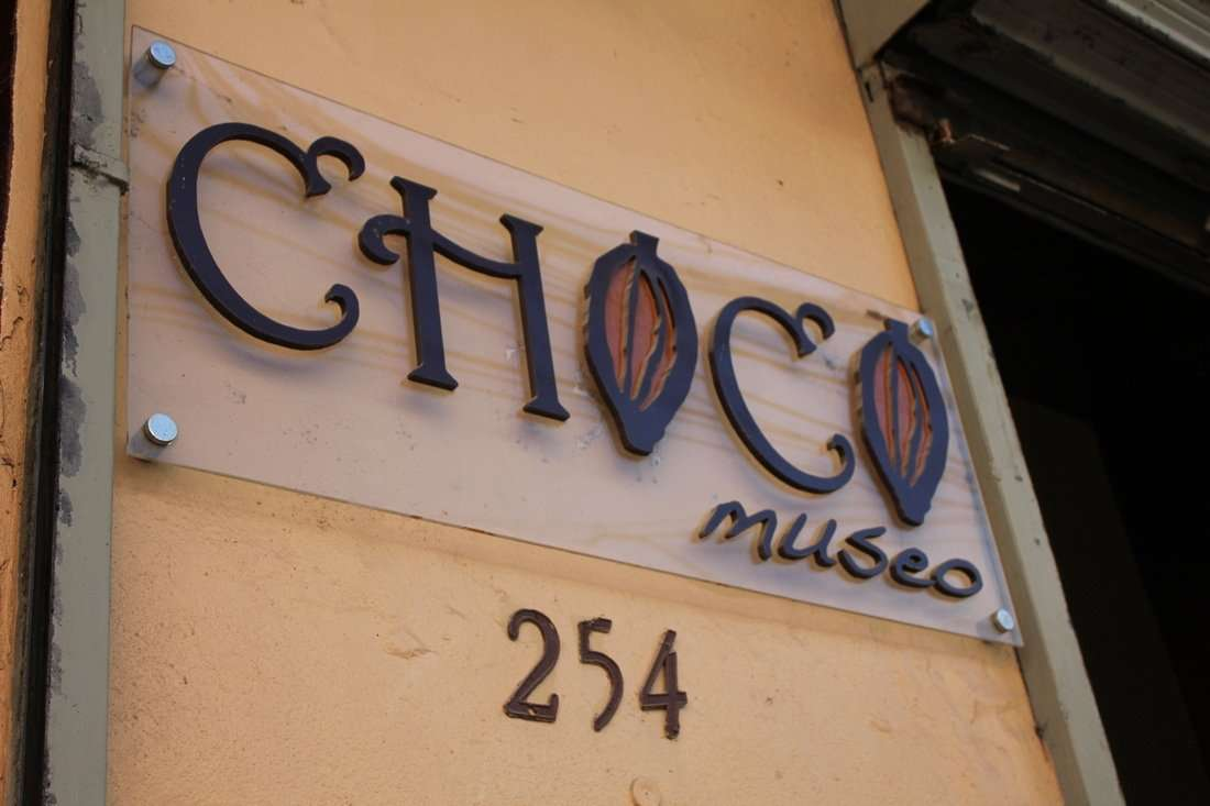 "Chino: ""Have you been to the chocolate museum?"" Me: ""No."" Chino: ""We go there now."" A man after my own heart."