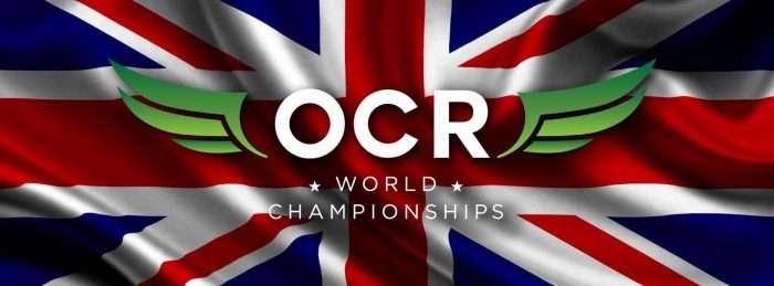 OCR World Championships UK Flag