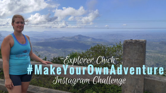 The #Make Your Own Adventure ~ Instagram Challenge Giveaway