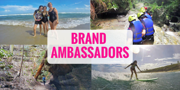 Announcement: Recruiting 2016 Brand Ambassadors
