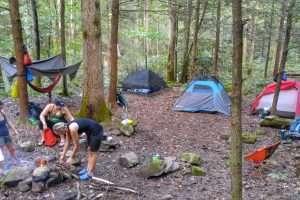 Explorer Chick Camp site