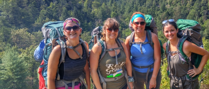 <p>Get the knowledge, experience, &<br /> skills to LIVE Outdoors!</p>