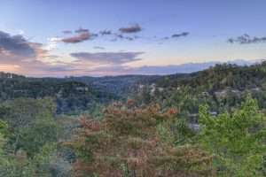 Explorer Chick Red River Gorge Sunset