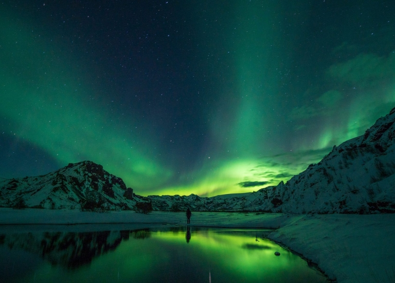 Northern Lights Winter Iceland Adventure