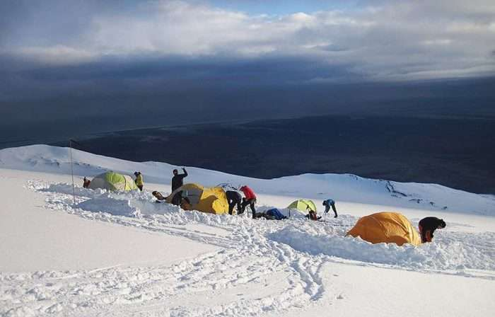 How to Stay Warm in a Tent: 5 Cold Camping Tips