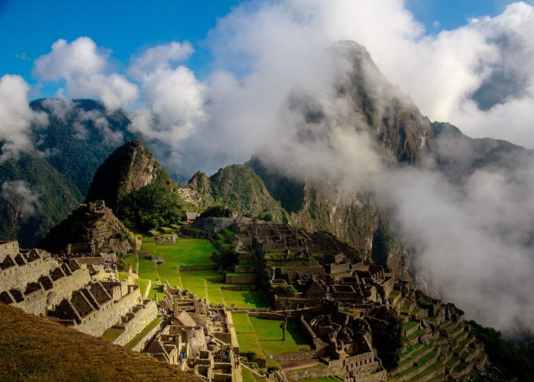 Adventure to Machu Picchu with Rainbow Mountain Trek