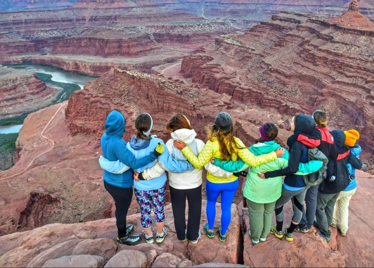 Moab Dirtbag Adventure