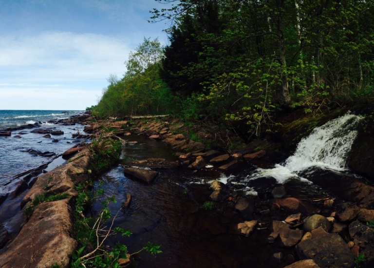 Porcupine Mountains Backpacking Adventure