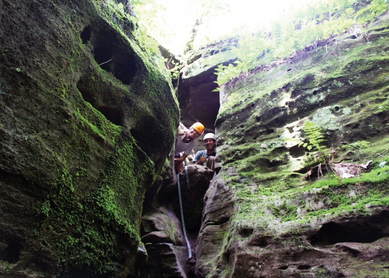 Hocking Hills Rock Challenge