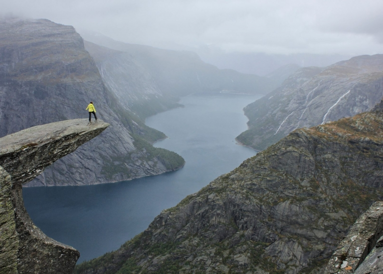 Norway's Best Mountain & Fjord Hiking