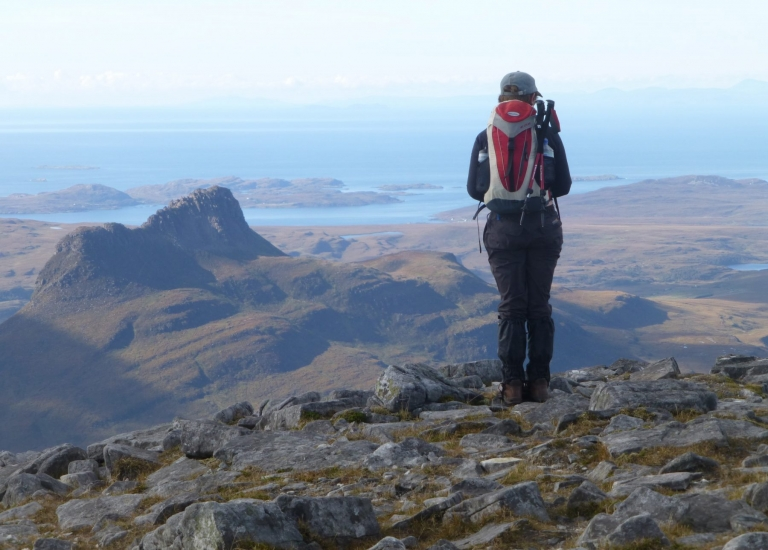 Unspoiled Hiking in Scotland Tour
