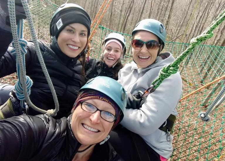 Kansas City Tree Climbing