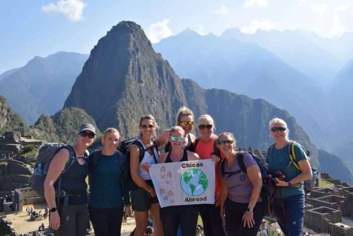 Private Travel Trip: The Chicas Abroad go to Machu Picchu 🌈