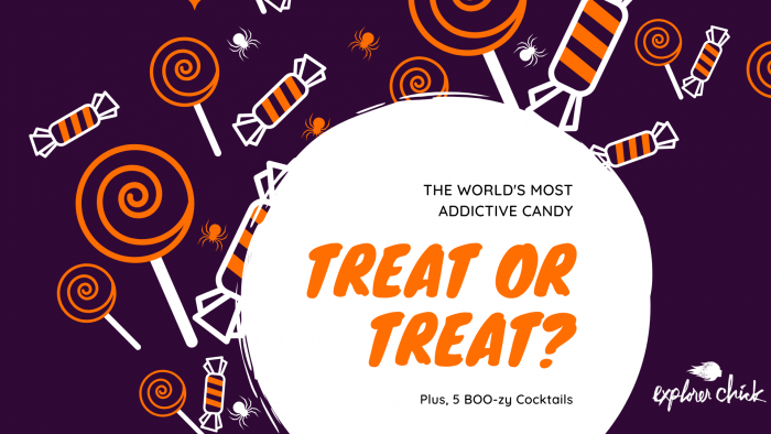 🎃 Can you guess the Most Addictive Candy in the World?