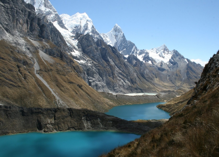 Ultimate Cordillera Huayhuash Trek