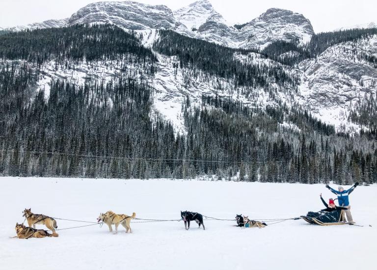 Canadian Winter Weekend Adventure