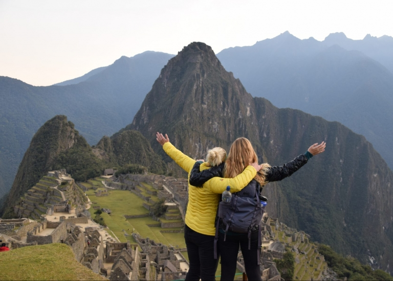 Machu Picchu + Rainbow Mountain Adventure