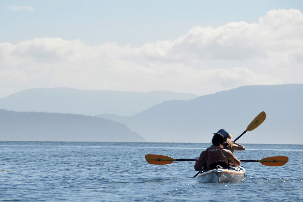 San Juan Islands Kayaking and Camping