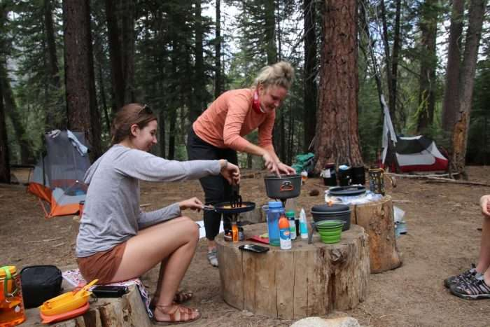 Backpacking Food and Backcountry Cooking Safety