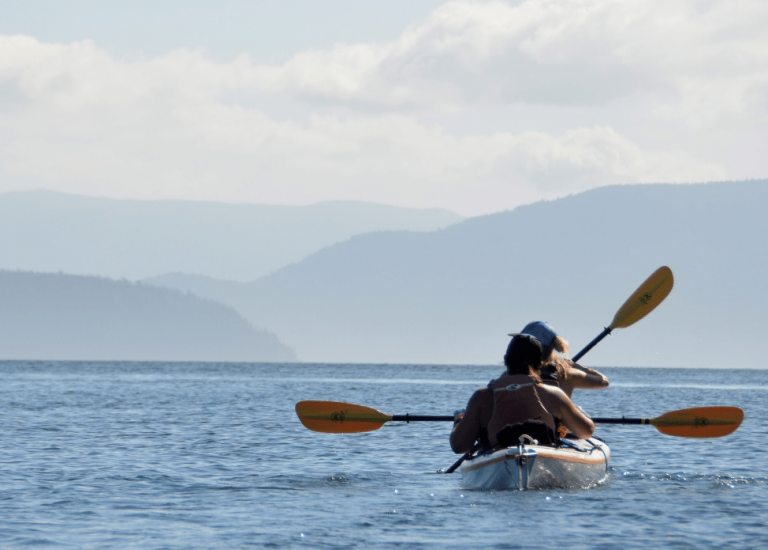 San Juan Islands Sea Kayaking and Camping