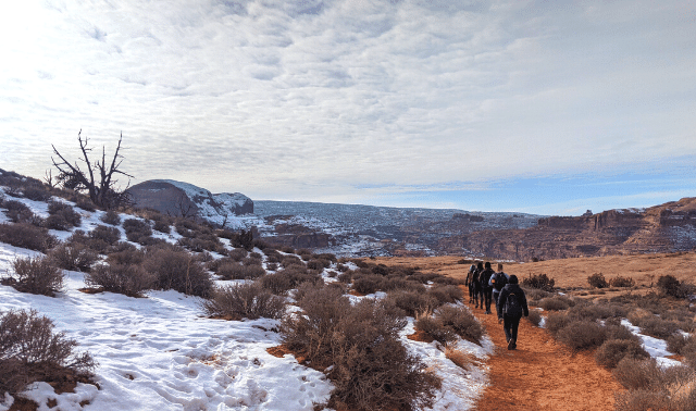 3 Tips for Winter Hiking Safety