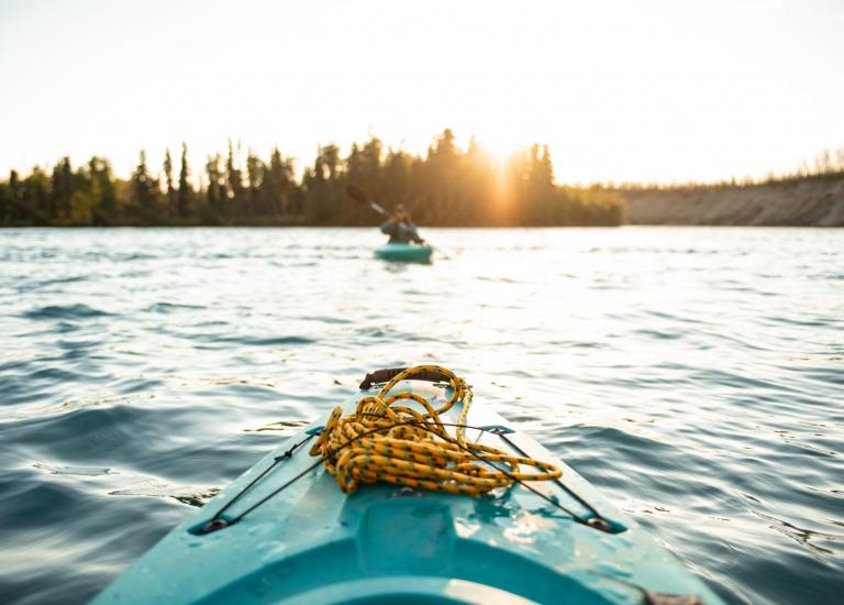 Kayaking Class near Charlotte NC