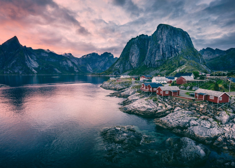 Norway Hiking Tour in the Lofoten Islands
