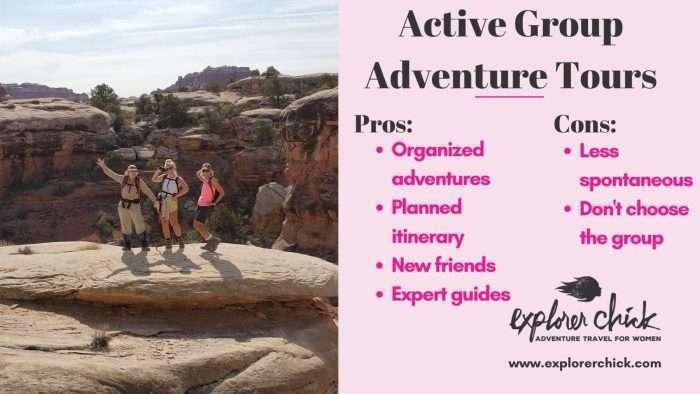 group adventure tours