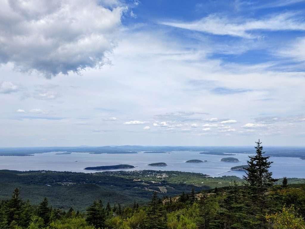 cadillac mountain summit trail