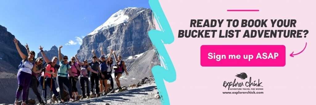 bucket list adventure banner